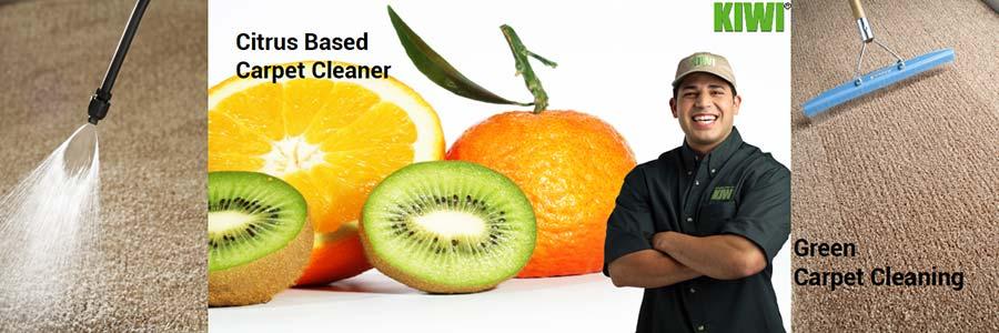 Citrus Based Carpet Cleaner