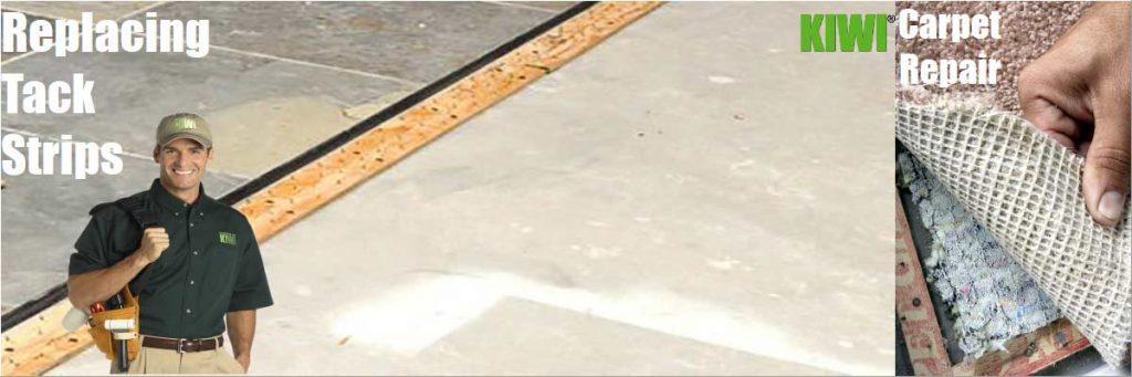 replacing tack strips