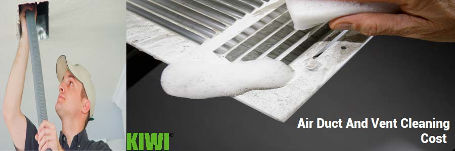 the cost of air duct cleaning service