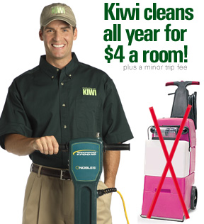 carpet cleaning $4 a room