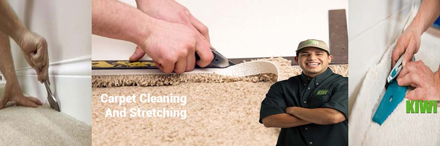 carpet cleaning and stretching bundle