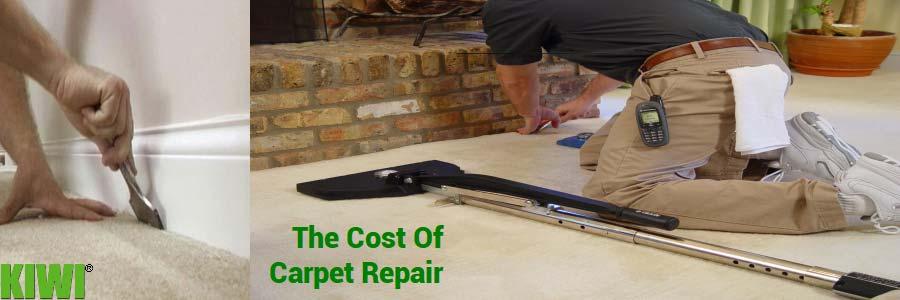 carpet repair cost