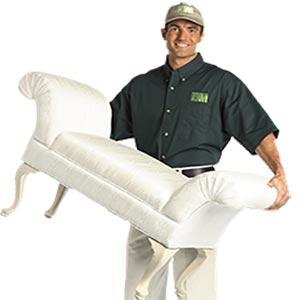 carpet cleaner moving furniture