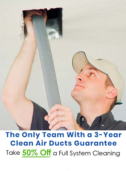 Air Duct Cleaning in Bellaire