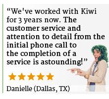 KIWI Acworth, GA Carpet Cleaning Review