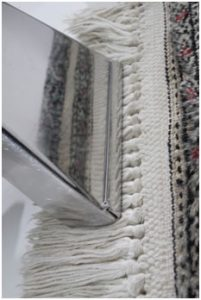 KIWI's wool rug cleaning
