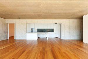 KIWI's hardwood floors waxing