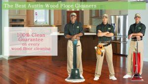 Best Austin Wood Floor Cleaning Technicians